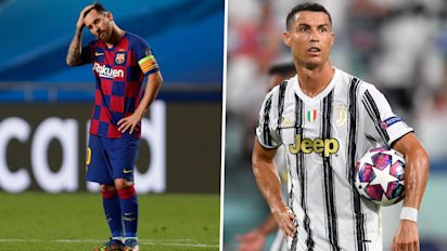 Messi and Ronaldo both miss Champions League semi-final for first time in 15 years