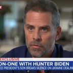 Hunter Biden Breaks Silence: Taking Ukrainian Job Was 'Poor Judgment'