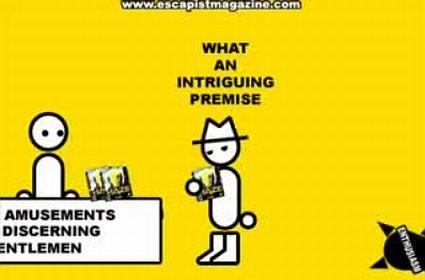 Haze + Zero Punctuation = ?