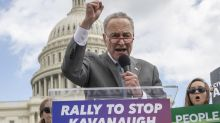 Liberals want Dem leader to crack whip on Kavanaugh vote