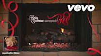 Please Come Home for Christmas (Bells Will Be Ringing) (Kelly's 'Wrapped in Red' Yule Log Series)