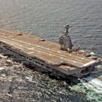 Why Isn't the $13 Billion USS Ford Aircraft Carrier Ready for Service?