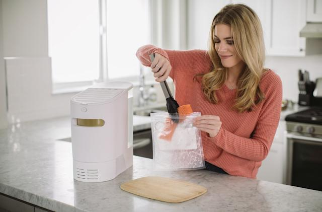 Figo's connected sous vide promises to chill, seal and cook your meals