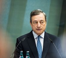 Draghi Blames Prolonged Uncertainty for ECB Risks Materializing
