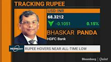 Rupee Could Hit $69 As Soon As Tomorrow, Says HDFC Bank's Bhaskar Panda Says