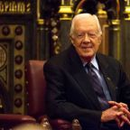 Former U.S. President Jimmy Carter says would travel to North Korea: NYT