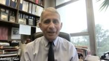 Dr. Fauci Has This Message for Face Mask Non-Believers