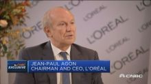 L'Oreal CEO sees no slowdown in China despite US trade tariffs