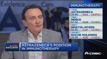 AstraZeneca CEO on immunotherapy, drug prices