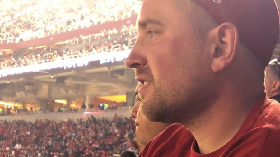 Body found near where 49ers fan went missing