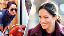 Will Meghan Markle be celebrating Thanksgiving today?