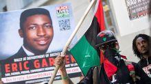 El Gobierno de EE.UU. rechaza presentar cargos contra un policía por la muerte de Garner
