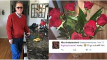 This grandpa got stood up and Twitter is appalled