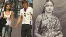 Shah Rukh's Daughter Suhana Khan Resembles Her 'Dadi', Black-And-White Collage Of The Two Is A Proof