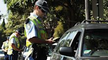 Driver nabbed 'speeding at 150km/h with woman asleep in the boot'