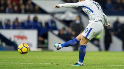 Hazard inspires Chelsea in Hawthorns stroll