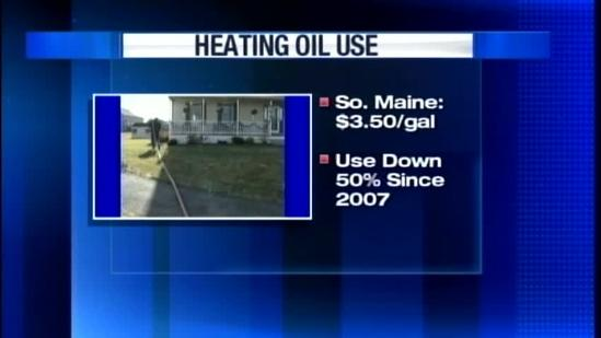 Mainers look to switch from heating oil