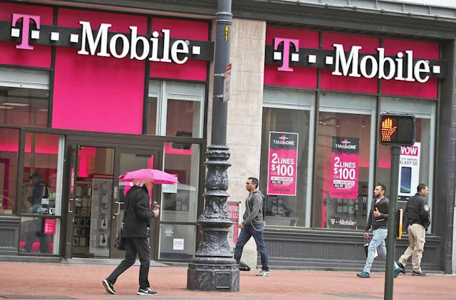 T-Mobile plans to launch a national 5G network by 2020