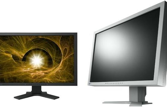 Eizo 24-inch FlexScan S2433W-H debuts, inspires blank stares
