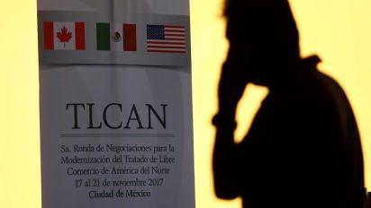 'No fireworks' at NAFTA talks, but little progress
