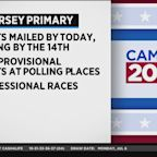 New Jersey Primary Day