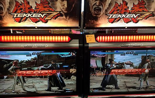 Tekken 7 may allow two characters to fight from the same side