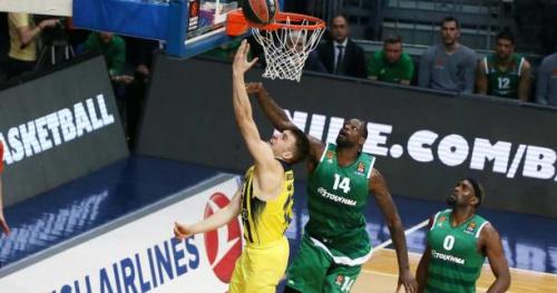 Basket - Euroligue (H) - Euroligue : Bogdan Bogdanovic (Fenerbahçe) désigné meilleur joueur (MVP) du mois d'avril