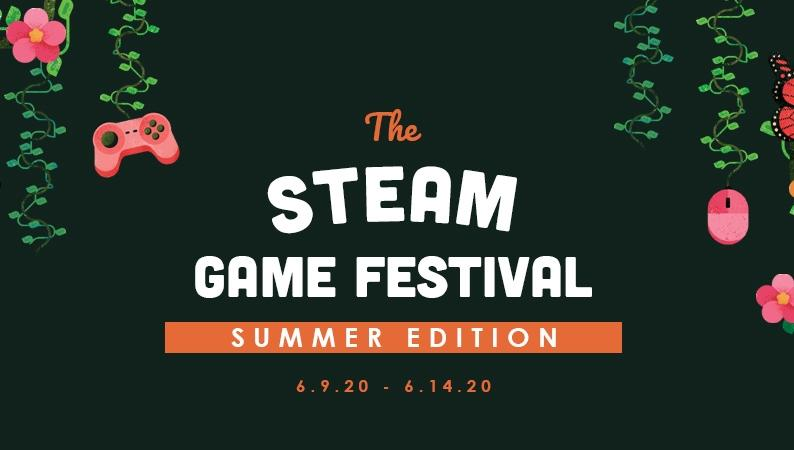 Steam's Latest Game Festival Takes On E3 2020