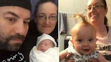 Widow, 46, gives birth one day after discovering her pregnancy – 'I thought I couldn't have babies'
