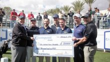 Tucson Conquistadores and Cologuard Present Check to Vince Lombardi Cancer Foundation