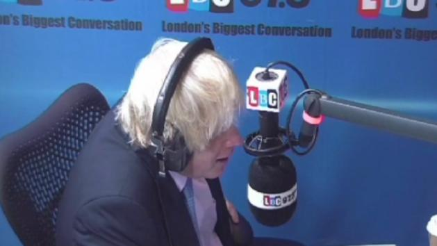 Boris 'doesn't know' future direction