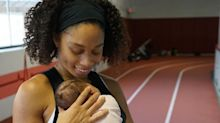 Olympian Allyson Felix Has 1 Major Warning For Women Following Her Traumatic Birth Experience