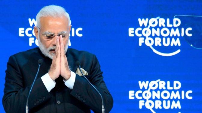 10 takeaways from Modi's keynote address at WEF