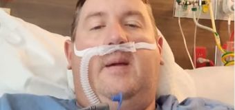 'Look where we are now': COVID patient talks of regret