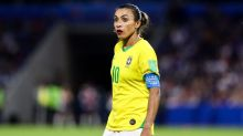 """Marta destaca Equal Pay na Seleção e se emociona ao lembrar de trajetória no futebol: """"O caminho é longo"""""""