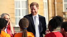 Prince Harry Steps Out For First Public Appearance Since Royal Exit