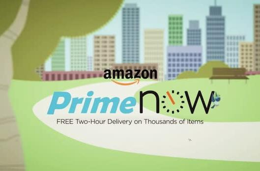 Amazon's one-hour delivery service now features local stores