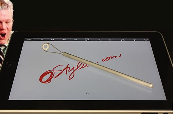 oStylus capacitive pen is worthy of an oFace (video)