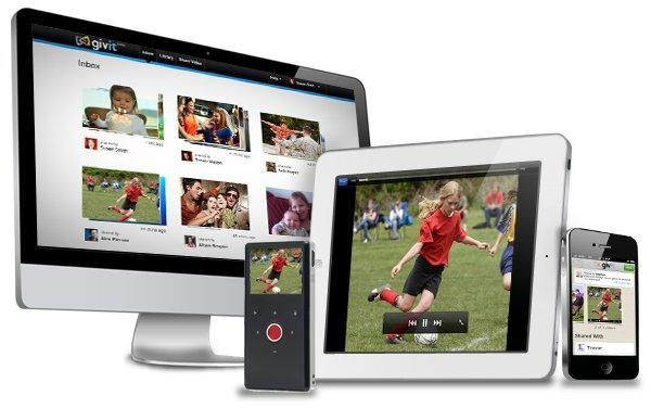 Givit video sharing service offers easy export of FlipShare clips