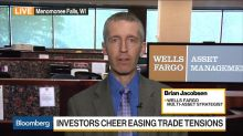 Wells Fargo's Jacobsen Sympathizes With Fed's Dovish View