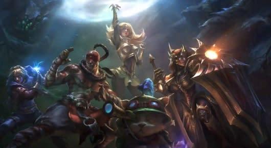League of Legends introduces the new Team Builder queue