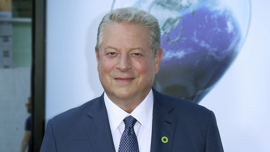 The latest complication in Al Gore's message