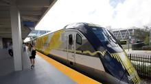 Southern California-Las Vegas train back on track after sale
