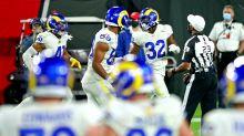 8 crazy stats from Rams' Week 11 win over Buccaneers