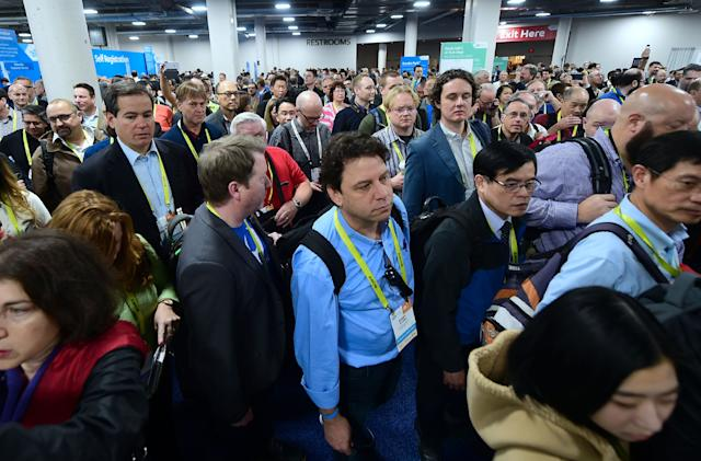 CES will go ahead as an in-person event next year