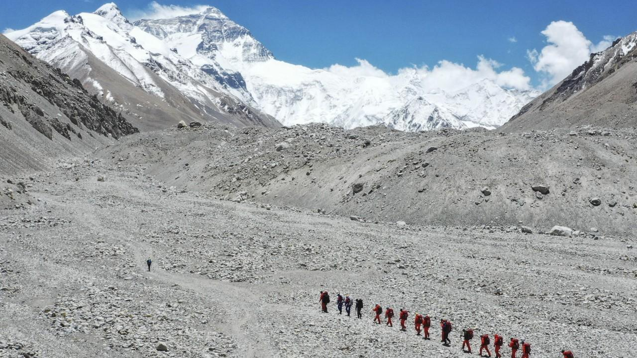 How tall is Mount Everest? China set to go the extra mile to remeasure it