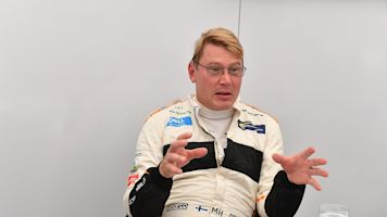 F1 legend Hakkinen would only return to racing to 'kick some butt'