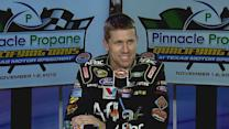 Edwards hopes pole speed carries over to race