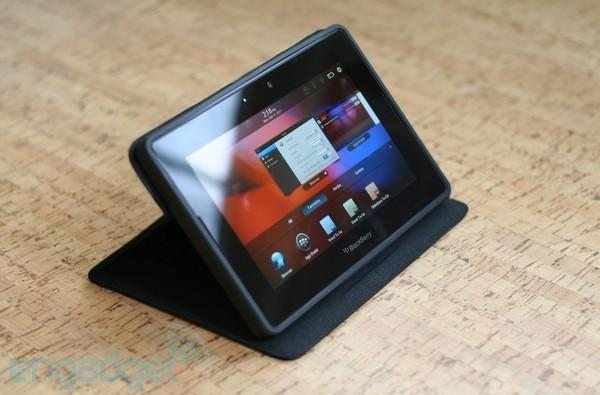 BlackBerry PlayBook OS 2.1 beta ready for download: better portrait mode and Android app support