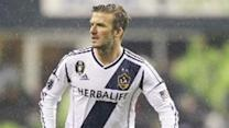Beckham to Retire From Soccer at End of Season